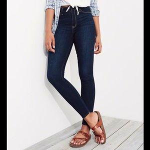 Hollister Skinny, High Rise Jean Legging